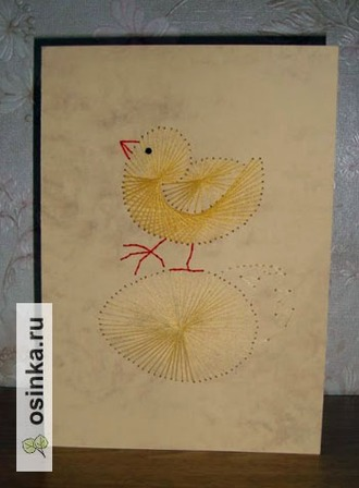 Фото. Дизайн может быть и более современным! Автор этой оригинальной открытки - sixsparne .