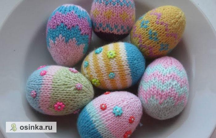 Фото. Пасхальные яйца - самая популярная пасхальная тема. Автор - bugorola .