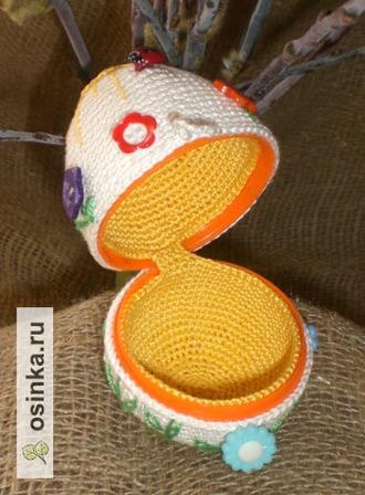 Фото. Как приятно, что старая традиция дарить пасхальные яйца возрождается!