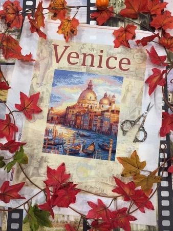 """Фото. Риолис """"Города мира. Венеция"""". Автор работы - Юли4ка 75"""