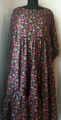 Фото. Платье домашнее из марлевки. Автор работы - St.Elena