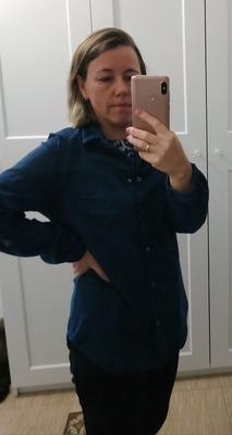 Фото. Рубашка из замши. Автор работы - Чмок