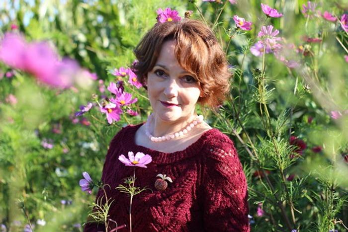 Фото. Цветы детства ....Космея. Автор работы - Michele