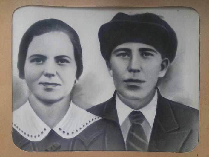 Фото. Фото бабушки и дедушки в молодости.