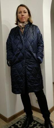 Фото. Показываю первое свое пальто маст-хэв!
