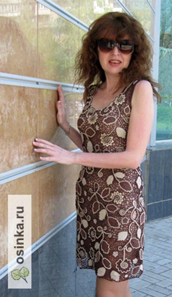 """Фото. Платье """"Цветок ванили"""", ирландское кружево. Автор работы - miss.makosh"""