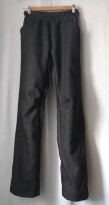 Фото. Брюки из джинсы на флисе. Автор работы - St.Elena