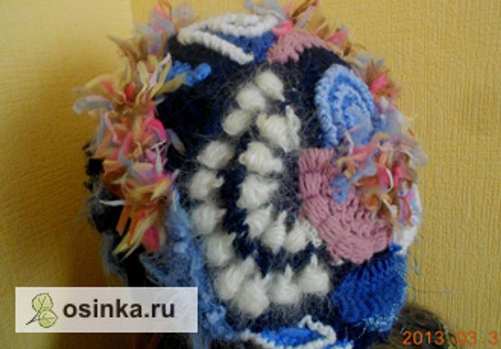 Фото. Беретик для девочки. Автор работы - Арина-Катарина .