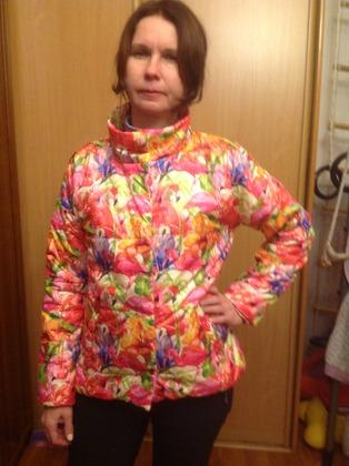 Фото. Осенняя куртка. Автор работы - Enia