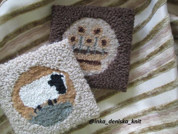 Фото. Картины в ковровой технике.  Автор работы - muss88