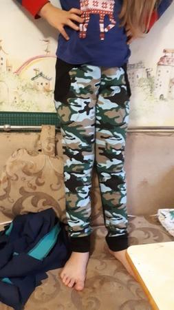 Фото. Спортивные штаны. Автор работы - Fotiny