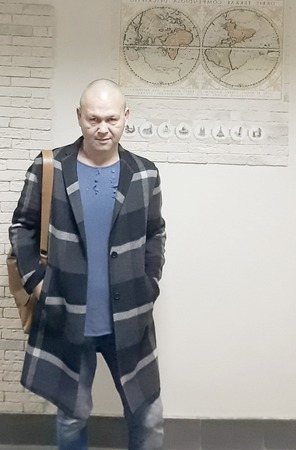 Фото. Вязаное пальто.  Автор работы - Konstantin_111sh