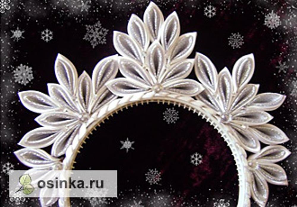 Фото. Корона на новогодний утренник. Автор работы - aleshik .
