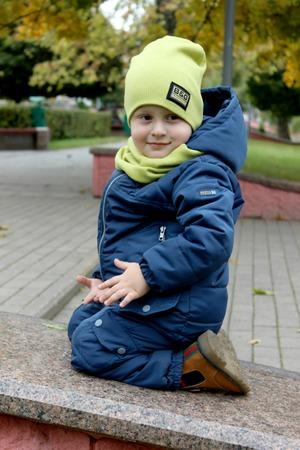 Фото. Осенний костюм - куртка и брюки.  Автор работы - cvetok1977