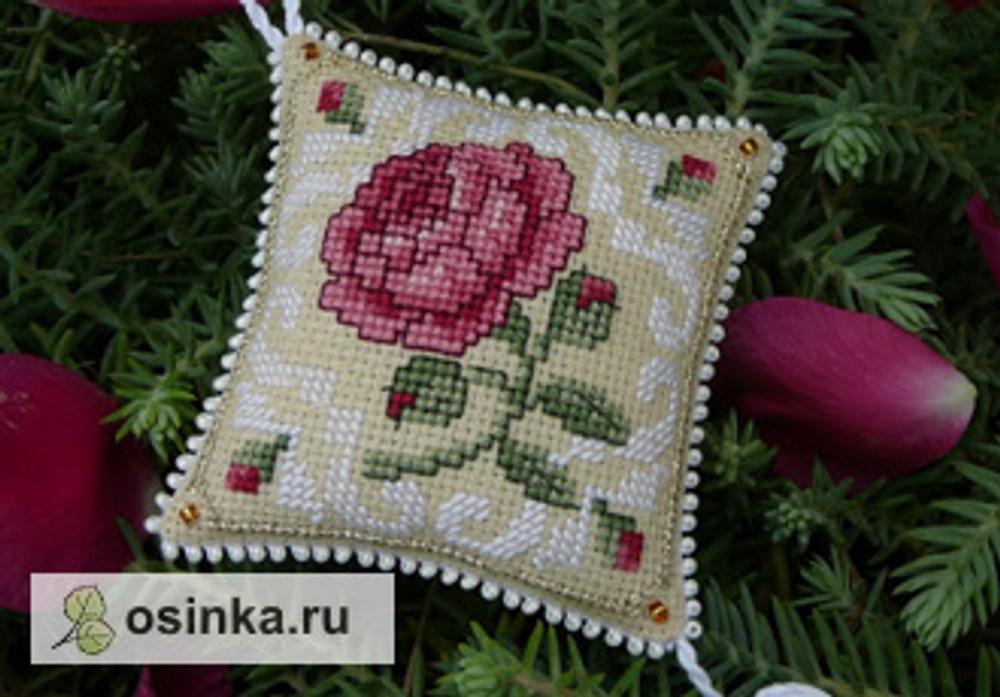 """Фото. Эта """"красотулька"""" называется """"Дамасская роза"""". Автор - Sherbet ."""