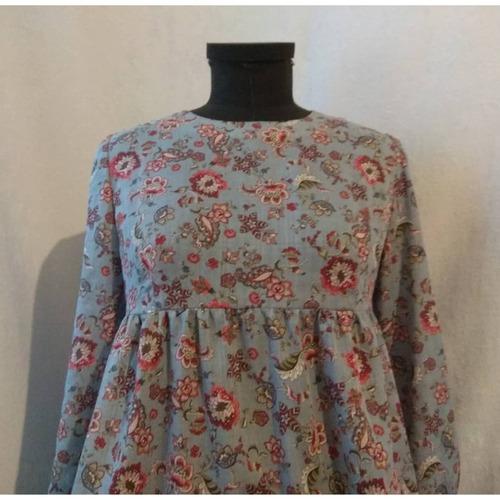 Фото. Платье из вискозы.  Автор работы - St.Elena