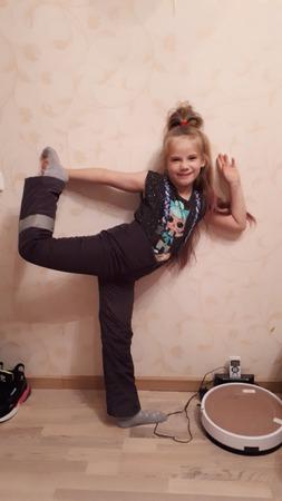 Фото. Полукомбез дочке.  Автор работы - Fotiny