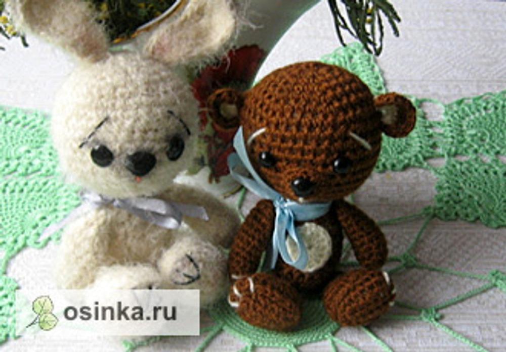 Фото. Ами-зверушки. Автор работы - Puschinka -2007 .