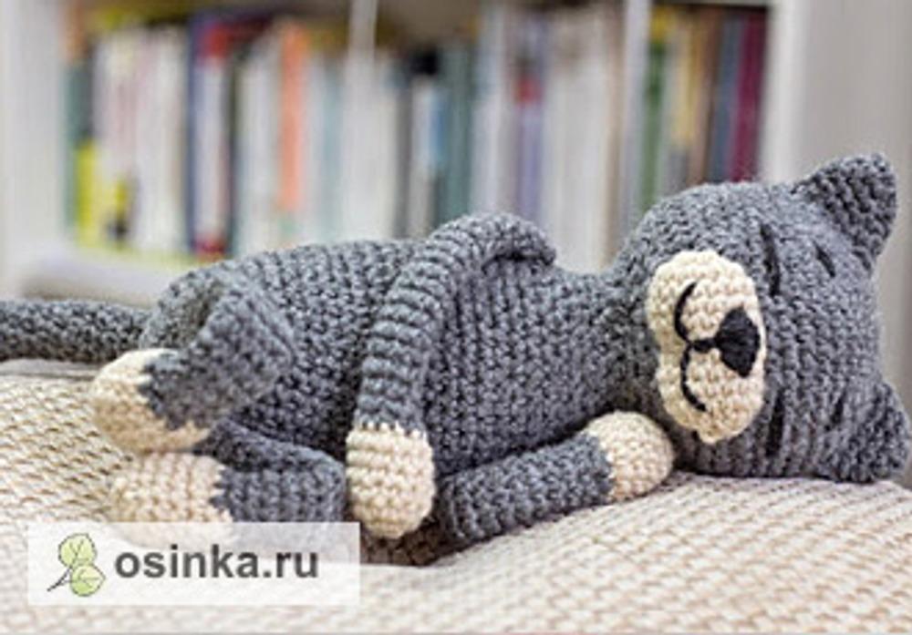 Фото. Еще одна знаменитость - кот Итиро. Автор работы - bijouette .