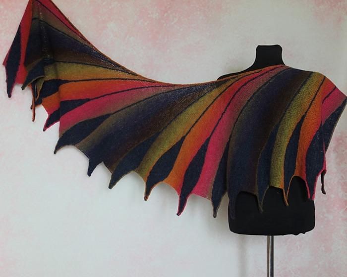 Фото. Птицешаль Dreambird #12.  Автор работы - fire82
