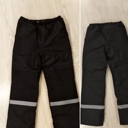 Фото. Утепленные штаны. Автор работы - eka911