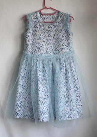 Фото. Платье для девочки. Автор работы - Сара Коннор