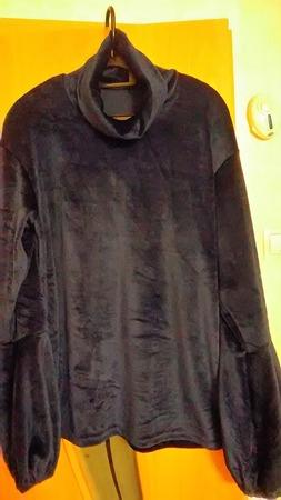 Фото. Пуловер из ультавелсофта. Автор работы - Grafinyaa