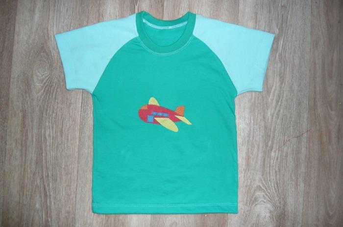 Фото. Детская футболка. Автор работы - Нешта Анна
