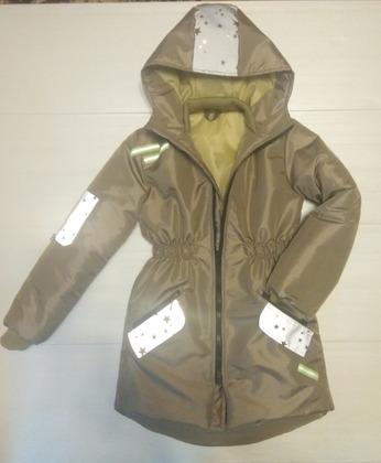Фото. Зимняя куртка для старшей.  Автор работы - Alexis13