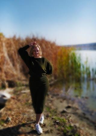 Фото. Костюм на осень. Автор работы - Изабель.