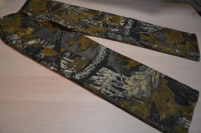 Фото. Штаны-невидимки для художки. Автор работы - Веревочк@