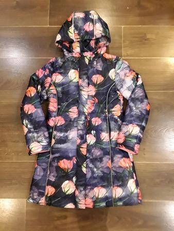 Фото. Пальто для девочки.  Автор работы - yukkka