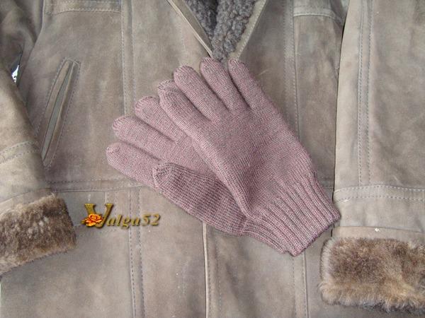 Фото. Малая форма - перчатки.