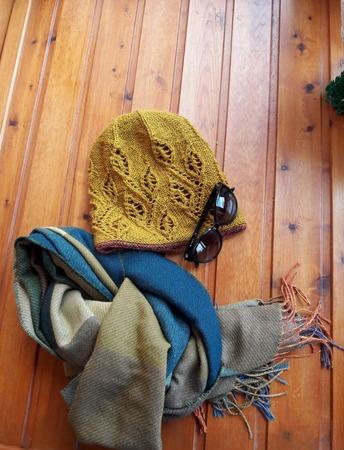 Фото. Двухсторонняя шапка. Автор работы - Nikita 13