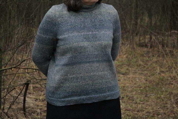 Фото. Пуловер. Автор работы - Natalia444