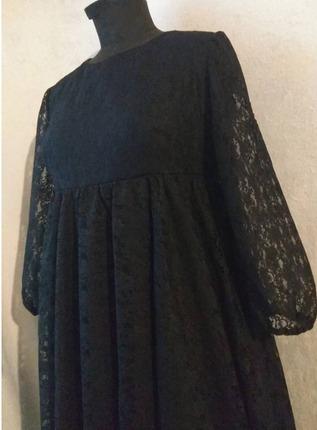 Фото. Платье из гипюра. Автор работы - St.Elena