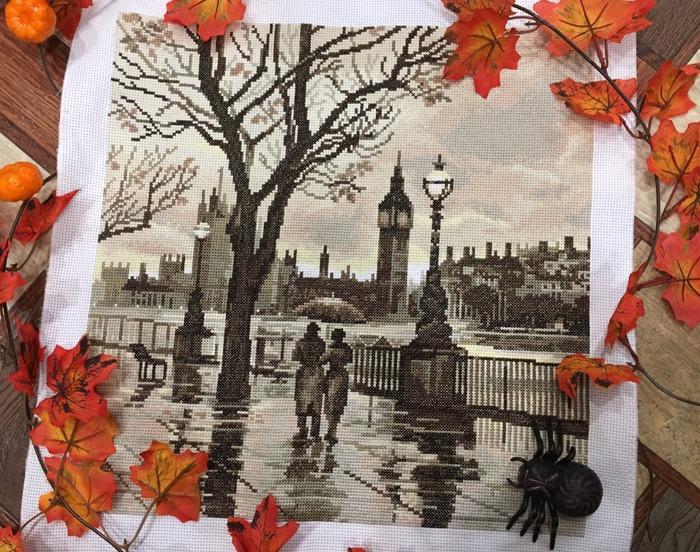 """Фото. PANNA """"Лондонский дождь"""". Автор работы - Юли4ка 75"""