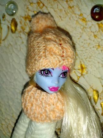 Knits for Barbie, вяжем спицами для, барби - Kimberly