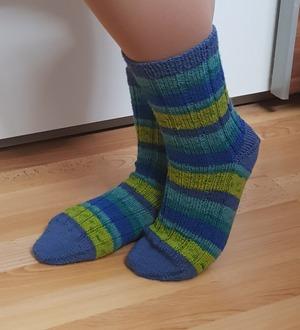 Фото. Носочки для себя-любимой...