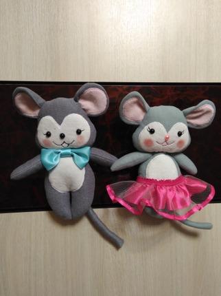 Фото. Мышки. Автор работы - IvlevaAnna