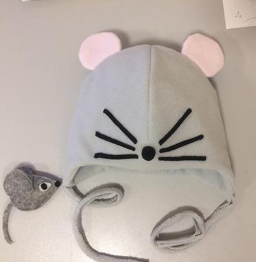 Фото. Готовимся к Году Мыши! Автор работы - ПушОк Таня