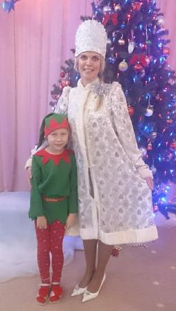Фото. Костюм Новогоднего Эльфа Автор работы - Муми