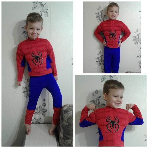 Фото. Новогодний костюм для внука. Автор работы - Оля А.