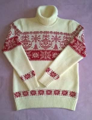 Фото. Новогодний свитерок. Автор работы - ArHelli