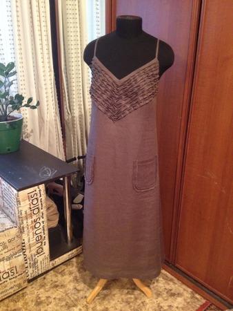 Фото. Платье новогоднее. Автор работы - anteks