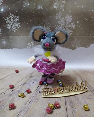 Фото. Мышка. Автор работы - C_OBBRA