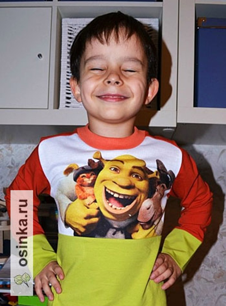 Фото. Детский трикотаж - любимая тема!