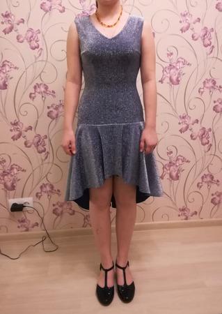 Фото. Платье дочери. Автор работы - ssvveettaa