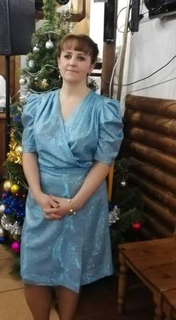 Фото. Платье. Автор работы - Hatana-lo
