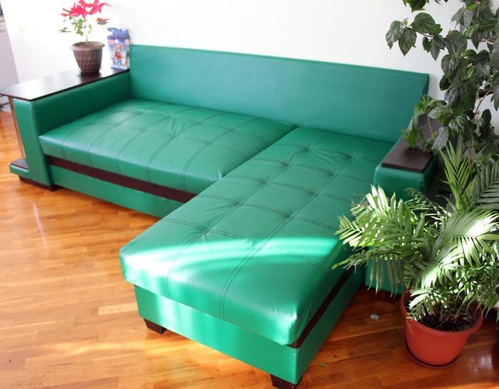 Фото. Обивка дивана. Автор работы - осипушка